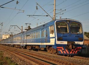Скоростной электропоезд насмерть сбил пьяного мужчину на перегоне под Новочеркасском