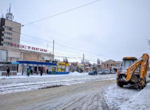 «Администрация страх потеряла» - новочеркасцы негодуют на нечищеные городские дороги
