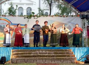 Ансамбль «Казачья душа» из Новочеркасска выступил на одноименном фестивале