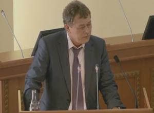 Разъяренный губернатор отчитал главу Новочеркасска Киргинцева за решение по гинекологии