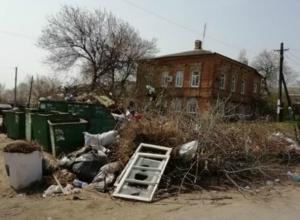 Новочеркасск задыхается под горами отходов; «мусорный вопрос» остается открытым