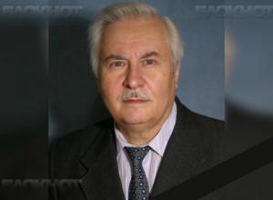 Уникальный исполнитель Игорь Сычев умер в возрасте 78-и лет
