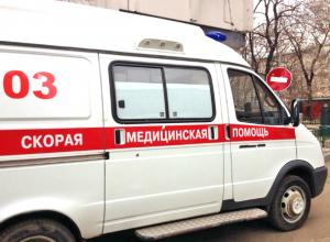 Пассажир «пятерки» пострадал в аварии на трассе Новочеркасск - Каменоломни