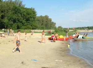 Новый пляж организуют власти Новочеркасска на подводящем канале ГРЭС