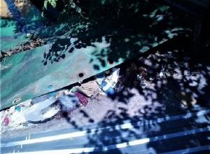 Арендатор участка в Новочеркасске прикрыл мусор тентом и одурачил проверку
