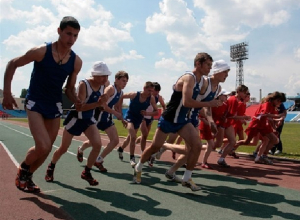 Новочеркасцы стали самыми спортивными среди жителей всех городов Ростовской области