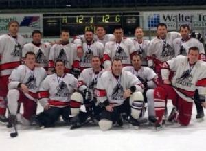 Новочеркасский хоккейный клуб «Ермак» удивительной победой завершил триумфальное выступление в ЮХЛ