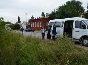 В Новочеркасске провели рейд в рамках акции «Единый день борьбы с дикорастущей коноплей»