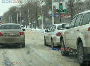 Жители Новочеркасска призывают администрацию не врать насчет уборки городских улиц