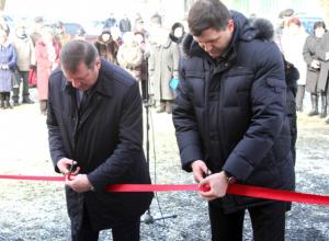 Модульную врачебную амбулаторию открыли в микрорайоне Хотунок Новочеркасска