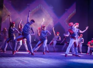 Танцевальный коллектив из Новочеркасска победно выступил на региональном фестивале