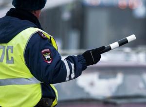 Сотрудники ГИБДД Новочеркасска за неделю задержали 19 пьяных водителей