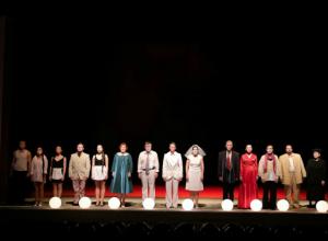 В Новочеркасске блестяще прошла премьера спектакля «Дети Солнца»