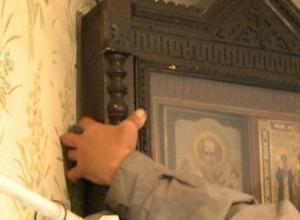 Беспринципный новочеркасец украл старинную икону у собственной бабушки