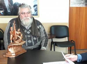 Символизирующий возрождение казачества памятник предложили установить на площади Ермака в Новочеркасске