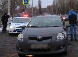 Иномарка сбила девятилетнюю девочку возле пешеходного перехода в Новочеркасске