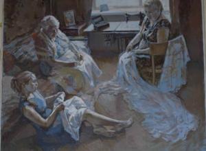 Межрегиональная выставка «Молодые художники Дона и Кубани» открылась в Новочеркасске