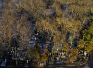 Старое кладбище откроют до конца года в Новочеркасске