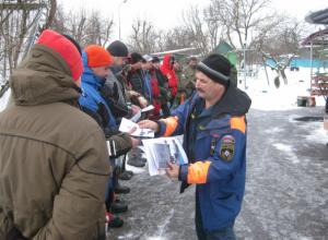 Новочеркасская команда «Англер» завоевала золото по зимней рыбалке