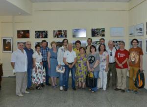 В Доме-музее имени Крылова открылась выставка фотоклуба  «Новочеркасск»