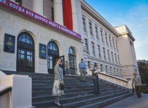 «Небо измеряется МИилями» - в Новочеркасске снимали кино