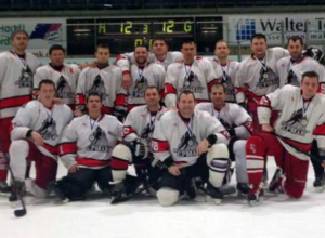 Хоккейный клуб «Ермак» из Новочеркасска проиграл «Акулам» из Аксая