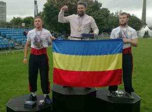 Студент из Новочеркасска, в составе казачьей команды Дона, победил в шотландских Горских играх