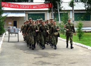 Новый военный городок построен на полигоне под Новочеркасском