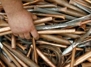 Безработный новочеркасец украл со склада цветной металл, на сумму более 30 тысяч рублей