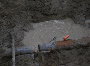 В Новочеркасске девять домов проспекта Энергетиков остались без воды