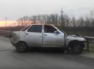 24-летний житель Новочеркасска погиб в массовой аварии на Щепкинской трассе