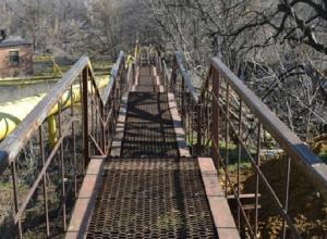 Пешеходную лестницу к бывшему заводу Никольского в Новочеркасске капитально отремонтируют