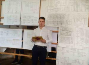 Студент Новочеркасского политеха стал призером межрегионального конкурса