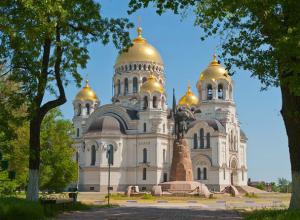 Рабочая неделя в Новочеркасске начнется с небольшого дождя, а в конце недели будет тепло и солнечно