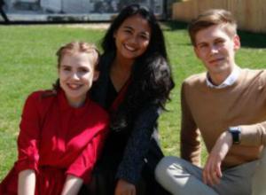Студенты новочеркасского политеха приняли участие в международной деловой игре