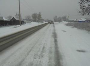 Муниципальная инспекция возбудила административные дела в отношении подрядчика за плохую уборку снега в Новочеркасске