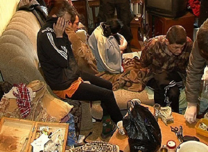Жители Новочеркасска устроили в квартире притон для употребления наркотиков