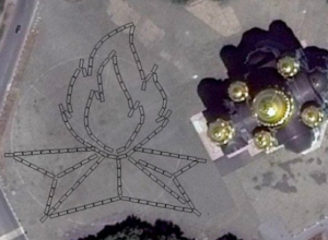 Ко Дню Победы, в Новочеркасске планируют провести очередной автофлешмоб
