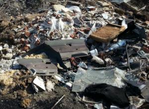 Уборка незаконных свалок Новочеркасска дорожает с каждым днем