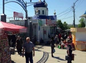 Власти Новочеркасска решили сделать пешеходную зону вместо торговых мест предпринимателей