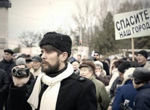 На новочеркасского экоактивиста завели уголовное дело по факту оскорбления суда