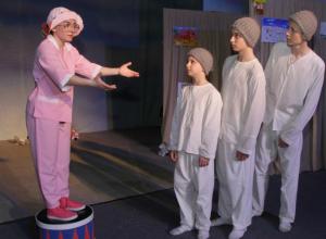 Студийцы новочеркасского театра покорили «Пространство Юных – 2018»