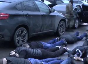 Бандиты из Новочеркасска орудовали в Волгодонске