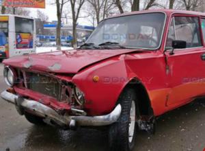 «Копейка» не поделила перекресток с «Фиатом» в Новочеркасске