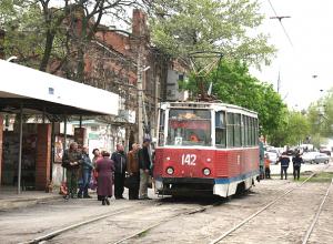 Около 100 млн рублей выделили Новочеркасску на капремонт системы трамвайного сообщения
