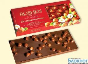 Роспотребнадзор запретил ввозить украинские конфеты «Рошен»
