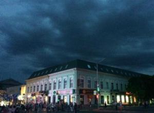 Пасмурная и дождливая погода ждет население Новочеркасска на выходных
