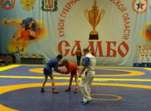 Новочеркасский боец победил на межрегиональном турнире по самбо в Ростове