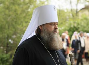 Митрополит Меркурий в Пасху проведет богослужение в Вознесенском соборе Новочеркасска