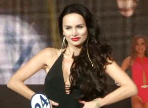 Эротичная брюнетка-депутат из Новочеркасска показала свои прелести и таланты в финале всероссийского конкурса